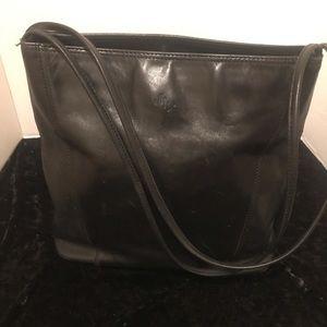 Gorgeous Vintage Monsac Orginal Soft Leather Bag